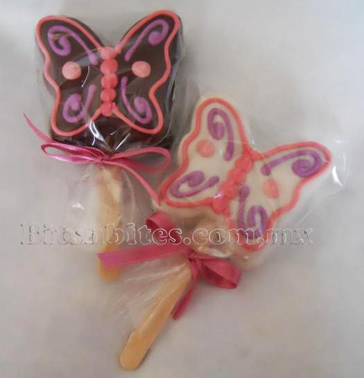 alfajores mariposa