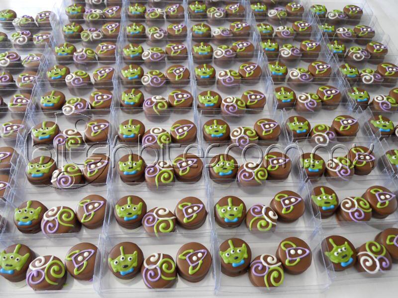 alfajor fiesta dulce chocolate