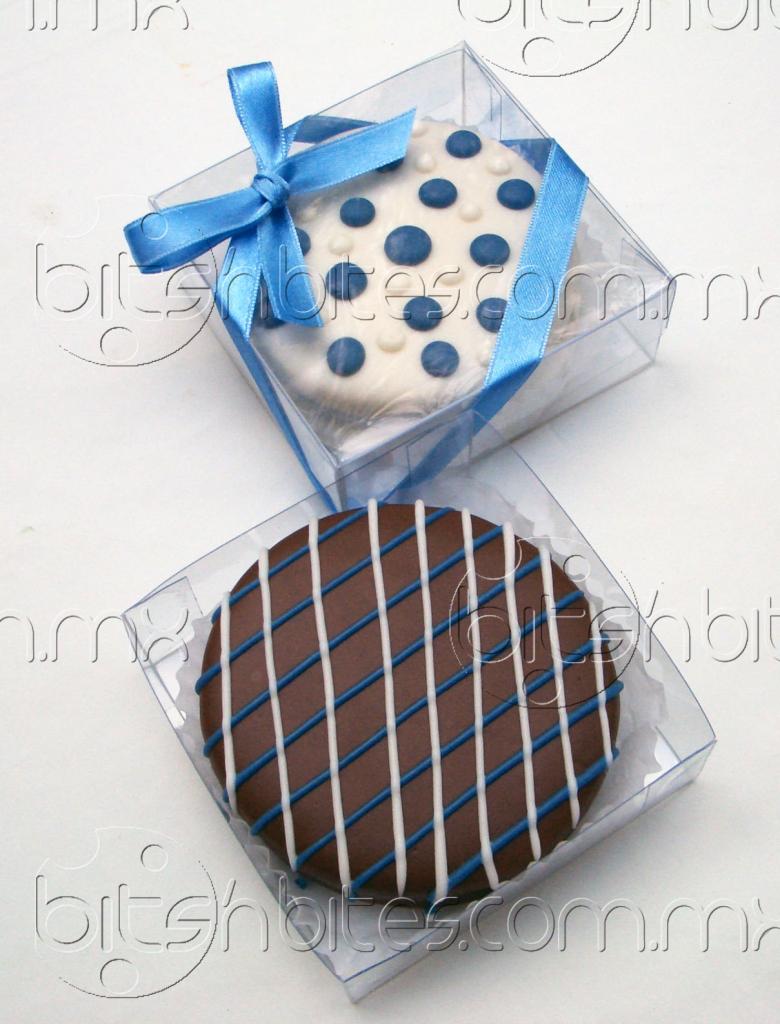 chocolate dulce de leche detallito original bautizo
